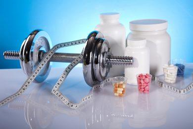 Træning kosttilskud