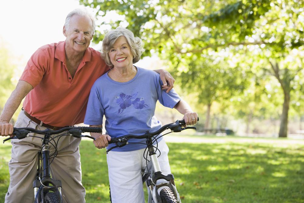 Få motion som pensionist