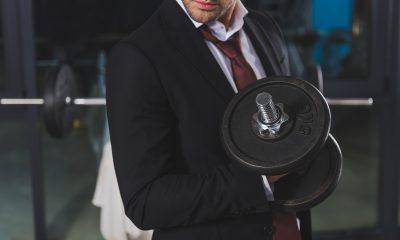 Træning i jakkesæt