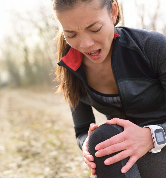 Løber med knæsmerter